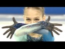 Alexandra Trusova FS 2018 4S and 4T Histoty Maker