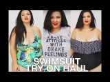 PLUS SIZE FASHION TRY ON HAUL | Trying out affordable swimsuits from ZAFUL!