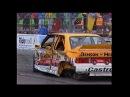 1991 Nissan Mobil 500 Wellington - Tony Longhurst Hard Crash