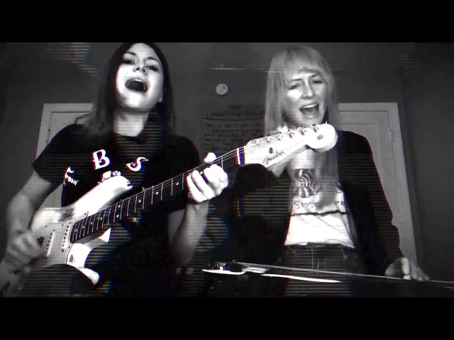 Larkin Poe | ACDC Cover (Highway To Hell)