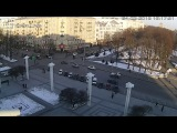 ДТП Оперный Театр г.Харьков 24.02.2018