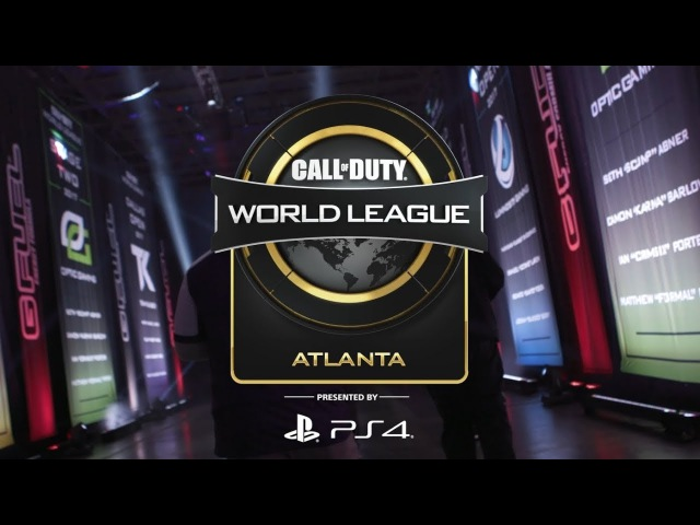 The CWL is coming to Atlanta