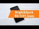Распаковка Bright Quick BQ 5591 Jeans Unboxing Bright Quick BQ 5591 Jeans