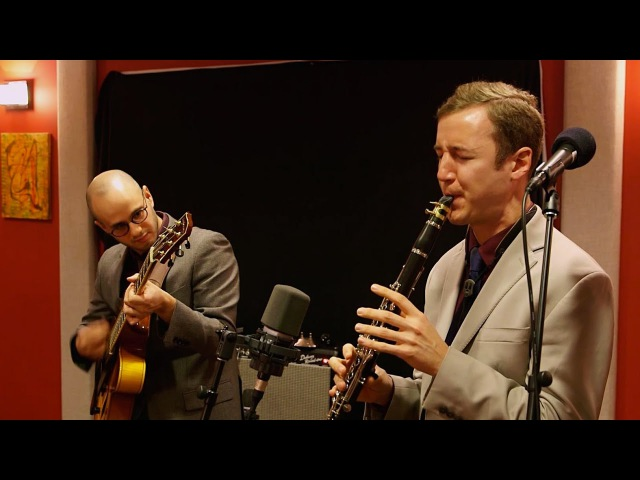 Peter and Will Anderson Trio 'Manteca' | Live Studio Session