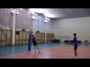 Волейбол – нападающий удар