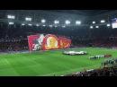 26.09.2017 Спартак - Ливерпуль. Гимн Лиги Чемпионов