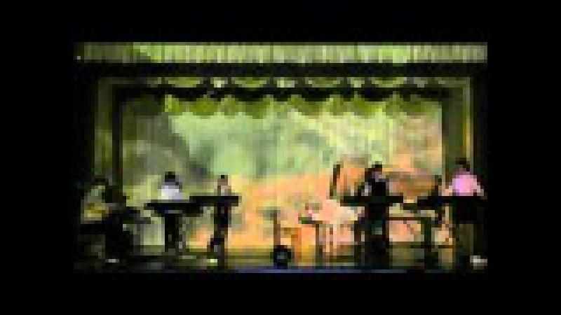 Серебряная мечта - анс синтезаторов рук. А А Серов