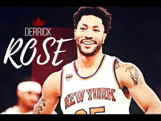 Derrick Rose - I Will Not Fall! HD