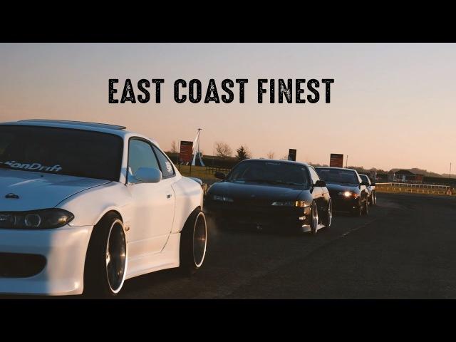 East Coast Finest | Feature | Nissan Silvia S14 - S15 - R32 Skyline