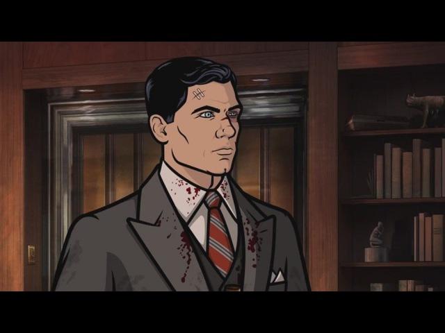 Арчер / Archer / сезон 8 / 6-8 (Кубик в кубе Бяко Рекордс)