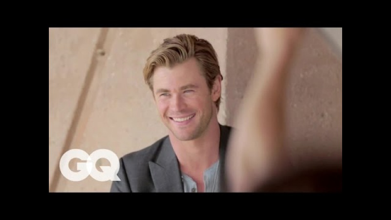 Chris Hemsworth Tackles the Great Debates of the Internet