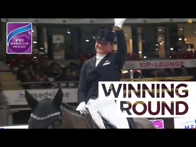 Dorothee Schneider Sammy Davis Jr. stun the Judges | FEI World Cup™ Dressage 2017/18