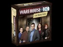 Warehouse 13 The Board Game Quick Rules