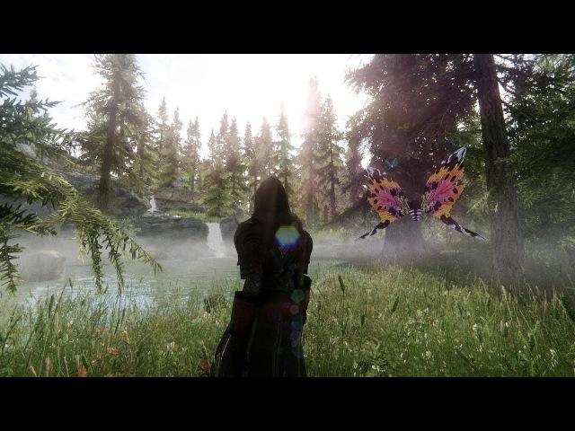 Skyrim Ultra Modded: Best PhotoRealistic Next Gen Graphics 2017