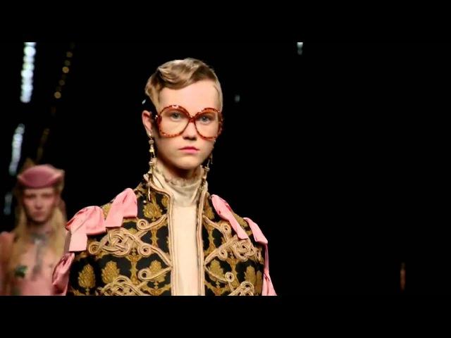 Gucci (Гуччи) - Коллекция Осень-Зима 2016-2017
