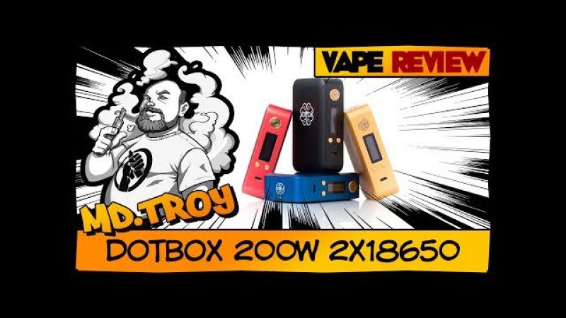 Dotbox 200w by Dotmod (from redcoil.ru) | отличные изменения