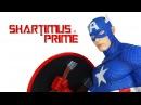 Classic Captain America 1 6 Scale Kotobukiya ARTFX Marvel Statue Review