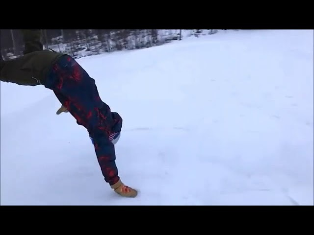 ≪Let's Try4 出演!!≫ 海外  グラトリ 3D awesome grat Love OLLIE NOLLIE PRES snowboard