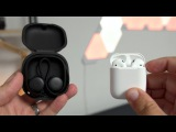 Google Pixel Buds vs. Apple Airpods