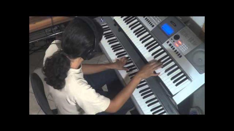 Burn With Me (Amaranthe) Keyboard Cover