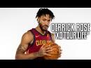 "DERRICK ROSE NBA MIXTAPE ""XO Tour Lif3""ᴴᴰ"