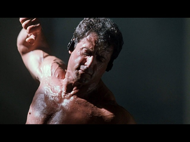 Sylvester Stallone The Best Training in One Video
