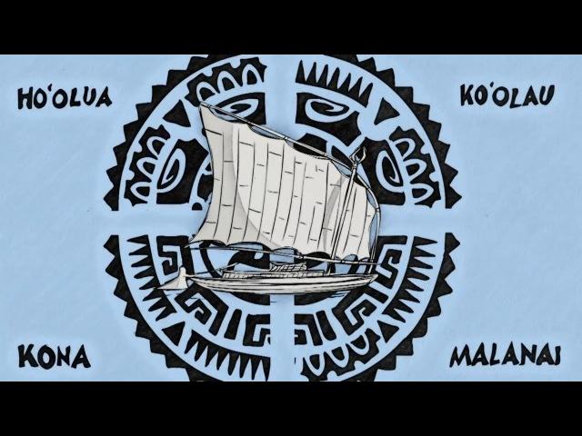 Как полинезийцы путешествуют по Тихому океану? [Ted-Ed]