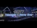 Golden Disk Awards 2018 DAY2 - GOT7 Teenager Never Ever