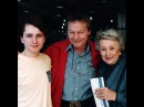 1987 Star Trek Vulkon Convention Tampa, Fl - Deforest Kelley QAs