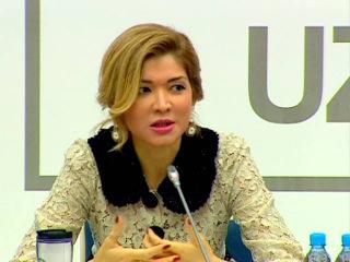 """Гульнара Каримова: """"Мудрость в единстве"""""""