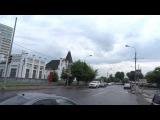Moskwa, pierwsze kroki w drodze do Polski Москва, первые шаги по дороге к Польше