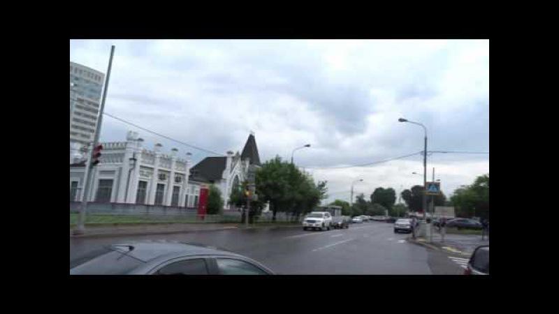 Moskwa pierwsze kroki w drodze do Polski Москва первые шаги по дороге к Польше