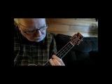 O LITTLE TOWN OF BETHLEHEM - Ukulele ChordMelody arrangement by Ukulele Mike Lynch
