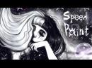 SPEEDPAINT Melanie Martinez Night Mime