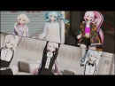 【MMD】 '마지막처럼 (AS IF IT'S YOUR LAST) [Models Test]