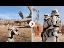 Galactic Assault Intro Cinematics Remastered | Mos Eisley Tatooine [Imperial]