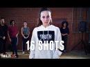 Stefflon Don 16 Shots Choreography by Tricia Miranda TMillyTV