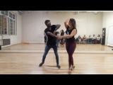 Walter Fernandes and Oksana Andreeva - Zouk 4 Demo