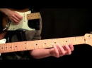 Sultans Of Swing Guitar Lesson Pt.1 - Dire Straits - Intro Verse One