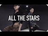 All The Stars - Kendrick Lamar, SZA Jin Lee Choreography
