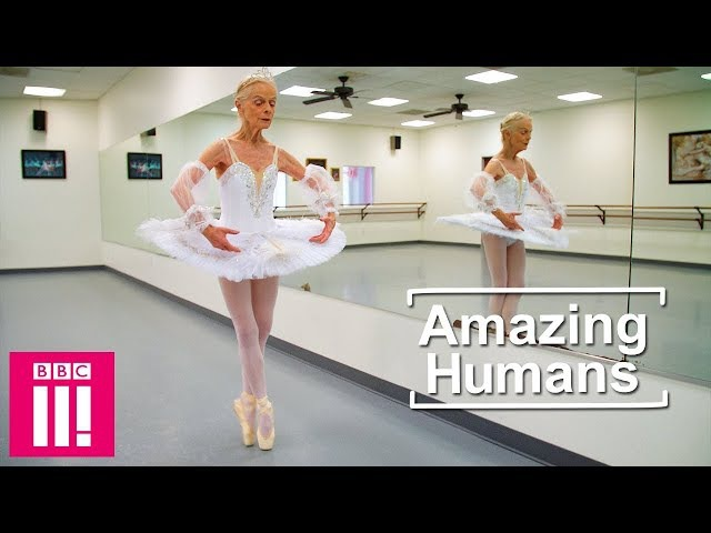 The 77 Year Old Ballet Dancer Sharing Seven Decades Of Experience | Amazing Humans