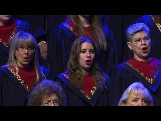 It is Well With My Soul | First Baptist Dallas Choir Orchestra