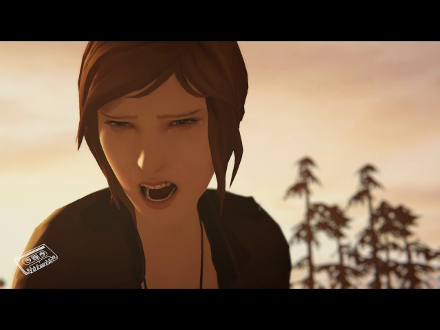 Life Is Strange Before The Storm Ep 1 Awake - Junkyard: Smash Up Items, Dad's Car Mangled Cutscene