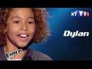 Dylan Adieu Slimane The Voice Kids France 2017 Blind Audition