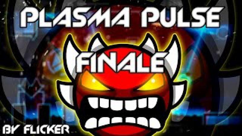 PLASMA PULSE FINALE by Smokes Giron (Full level) [EXTREME DEMON] (Smokes' Gameplay)