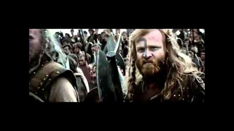 Braveheart - Battle of Stirling Bridge - Cavalry charge