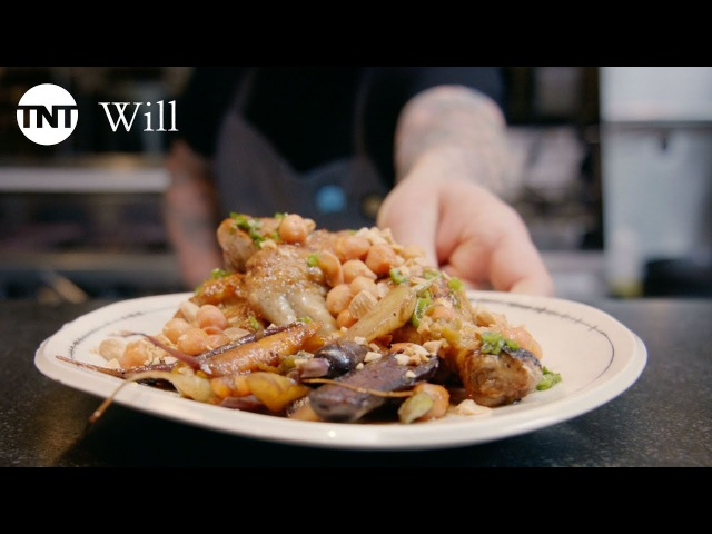 Will: Chef Jamie Bissonnette Makes Food Fit for a King   TNT