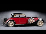 Rolls Royce Phantom II Touring Saloon by Park Ward '1934