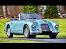 Aston Martin DB2 Drophead Coupe by Mulliner MkII '1955 57