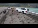 Покатались на пляже